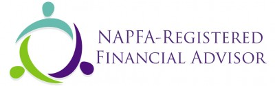 NAPFA Registered Financial Advisor Logo - v2